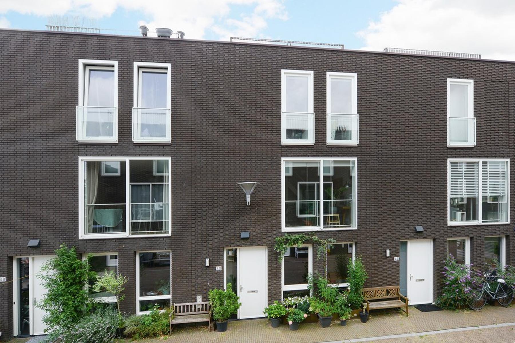 Anthoniedijk 40 in Utrecht 3552 XD