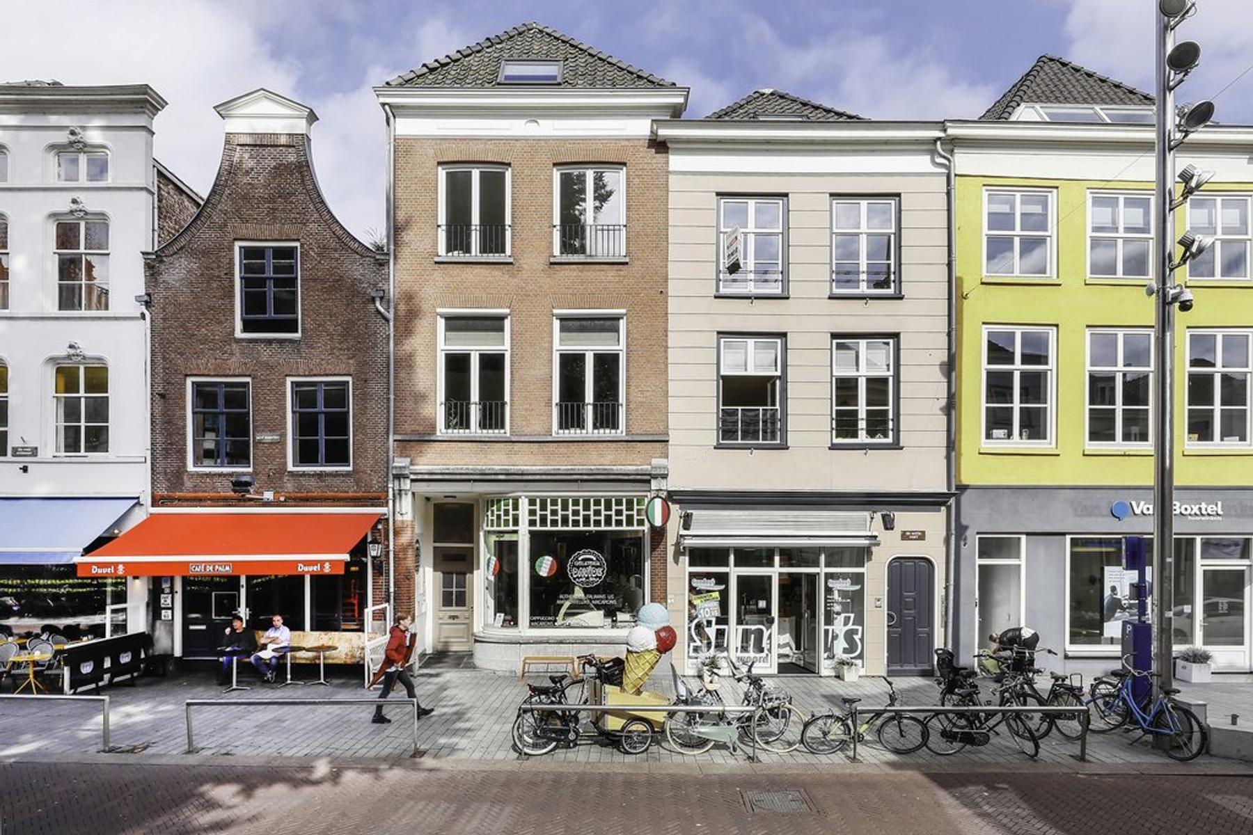 Hinthamerstraat 84 A in 'S-Hertogenbosch 5211 MS