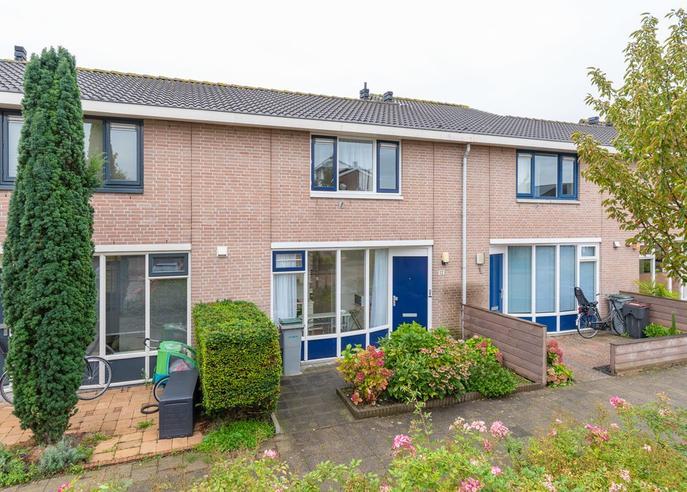 Anna De Waalstraat 12 in Hoofddorp 2135 NS