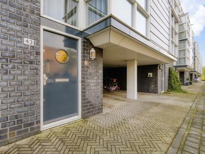 Balatonmeerlaan 43 in Amsterdam 1060 RD