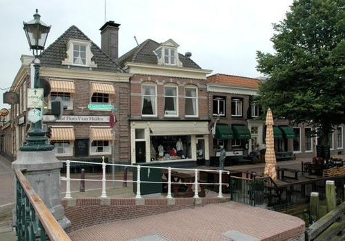 Herengracht 73 Ii in Muiden 1398 AD