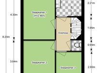 Maria Van Der Duinstraat 26 in Poortugaal 3176 VC