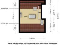 Lijsterbesstraat 47 in Zaandam 1505 TJ