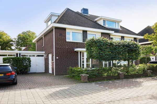 Drossaard Van Der Willigenhof 12 in Tilburg 5037 PT