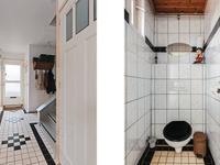 Begane grond:<BR><BR>De entree biedt toegang tot de hal, met aansluitend de meterkast, trapopgang en een geheel betegeld toilet. Voor extra bergruimte kan gebruik worden gemaakt van een praktische, verdiepte kelderkast.