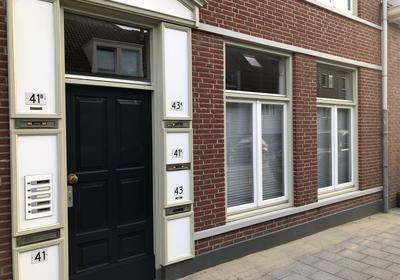 Koepelstraat 43 in Bergen Op Zoom 4611 LP