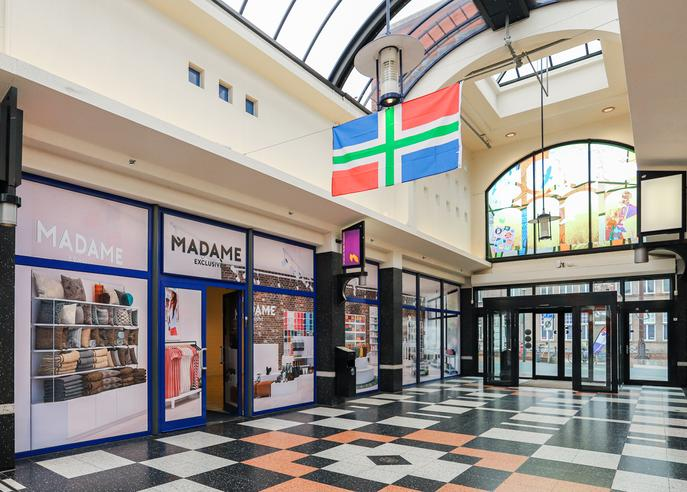 Winkler Prins Passage 2 in Veendam 9641 DA