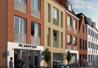 Bouwnummer B23 (Nieuwe Noord 38P) in Hoorn 1621 EN