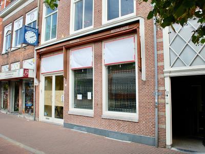 Gedempte Oude Gracht 111 in Haarlem 2011 GP