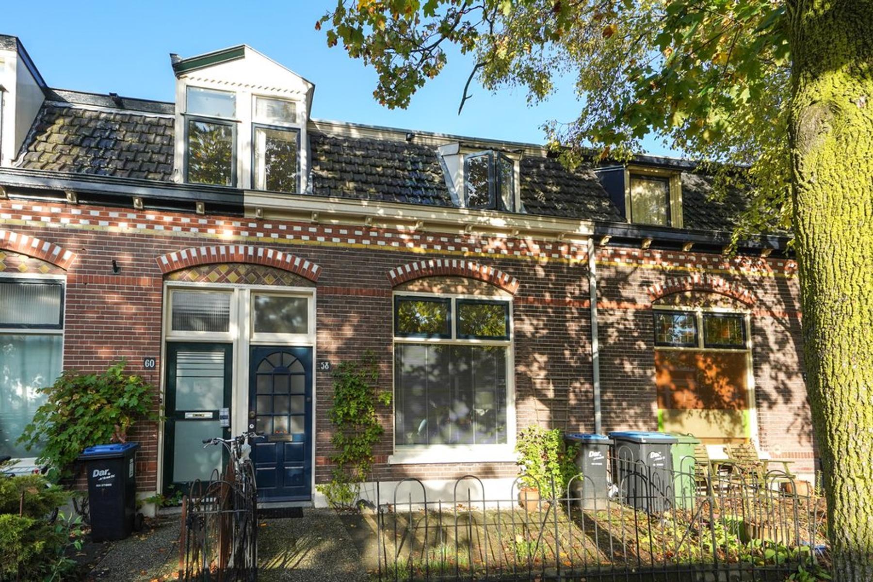 Piet Heinstraat 58 in Nijmegen 6512 GV