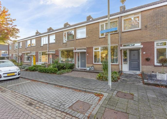 Kapittelstraat 22 in Bergen Op Zoom 4614 EL