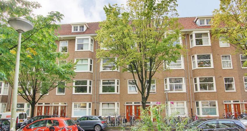 Curacaostraat 105 Ii in Amsterdam 1058 BS
