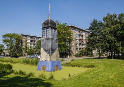 Burgemeester Stulemeijerlaan 16 in Schiedam 3118 BJ