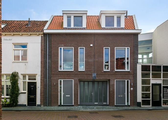 Kettingstraat 16 A in Bergen Op Zoom 4611 PZ