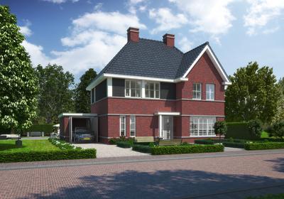 Bouwnummer in Halsteren 4661
