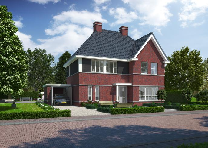 Bouwnummer 38 in Halsteren 4661