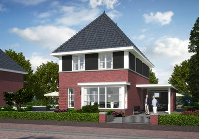 Bouwnummer in Steenbergen 4661