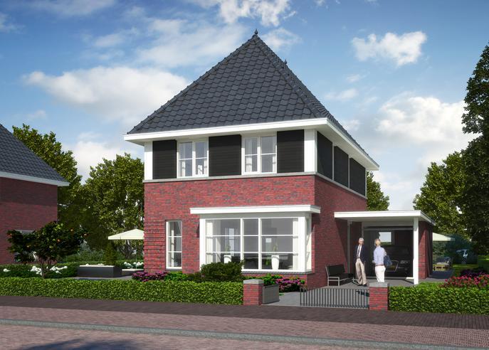 Bouwnummer 4 in Steenbergen 4661