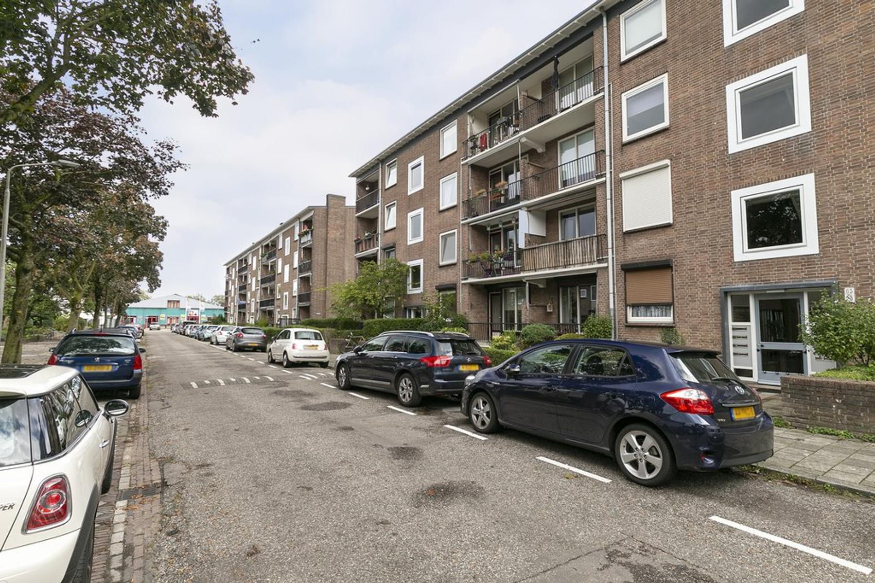Tijgerstraat 63 in Nijmegen 6531 MB