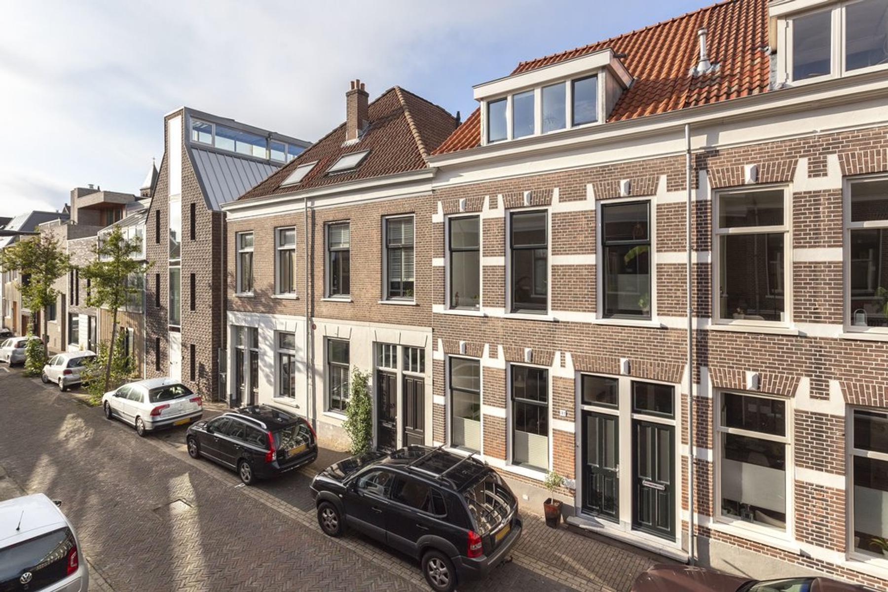Nijhoffstraat 32 in Arnhem 6821 BM