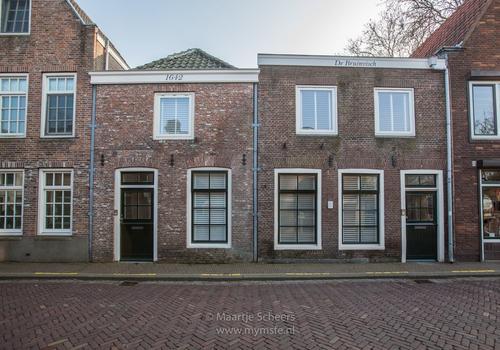 Amsterdamsestraat 19 A in Muiden 1398 BK