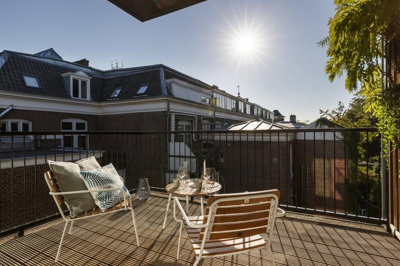 Mgr. Van De Weteringstraat 99 B in Utrecht 3581 EE