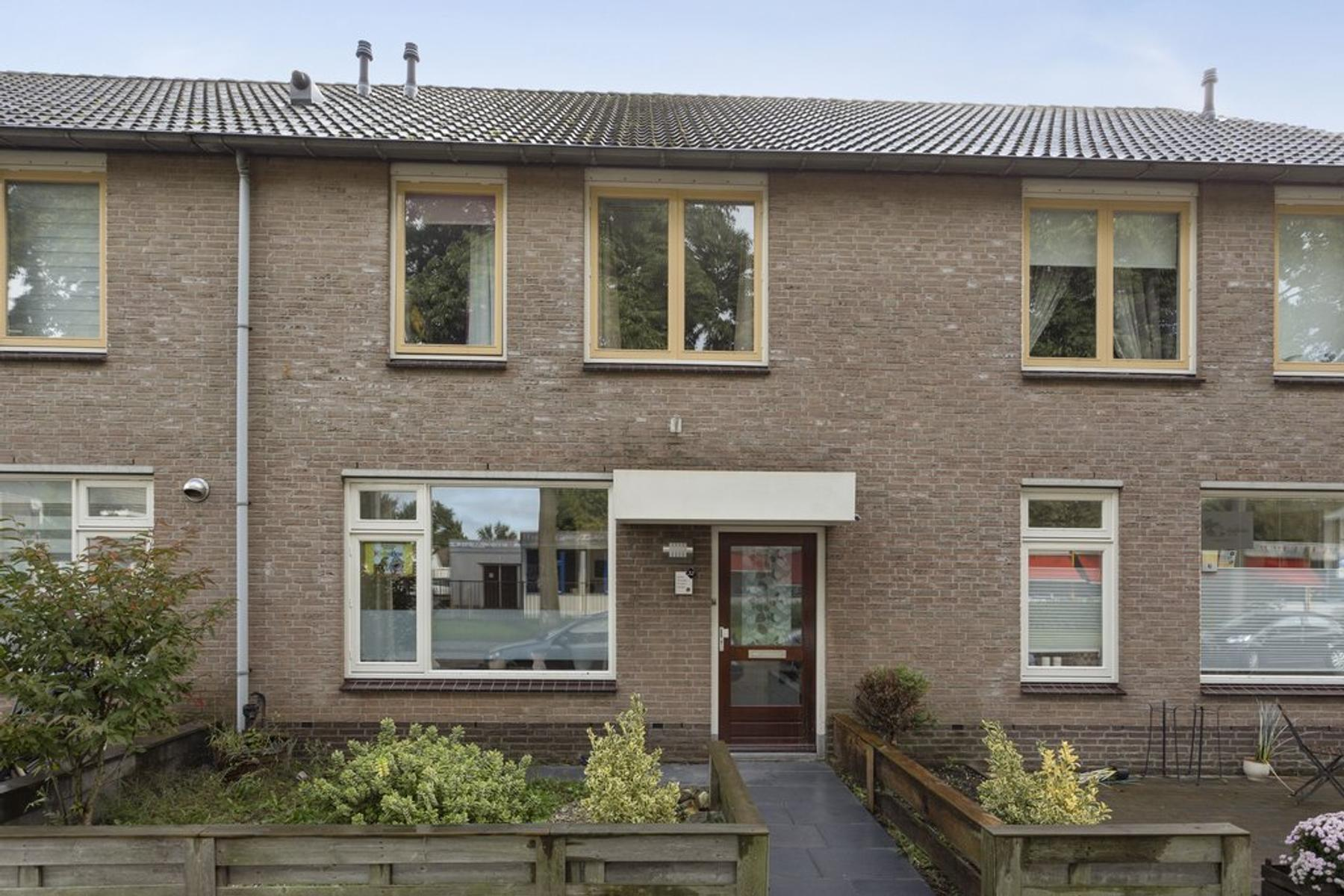 Willem Dreeslaan 32 in Oosterhout 4908 CB