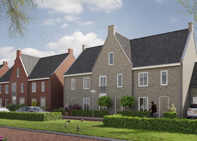 De Hoogheden (Bouwnummer 12) in Berkel-Enschot 5056 HD