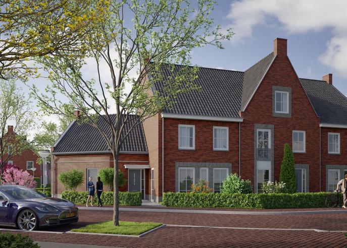 De Hoogheden (Bouwnummer 31) in Berkel-Enschot 5056 HD