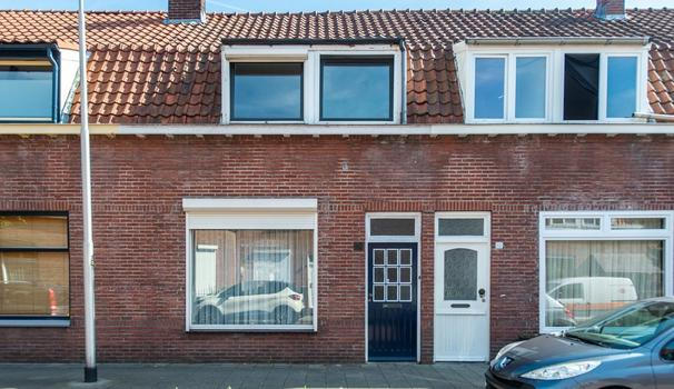 Borneostraat 10 in Tilburg 5014 BN