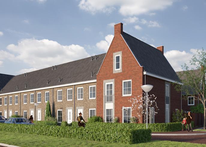 De Hoogheden (Bouwnummer 17) in Berkel-Enschot 5056 HD