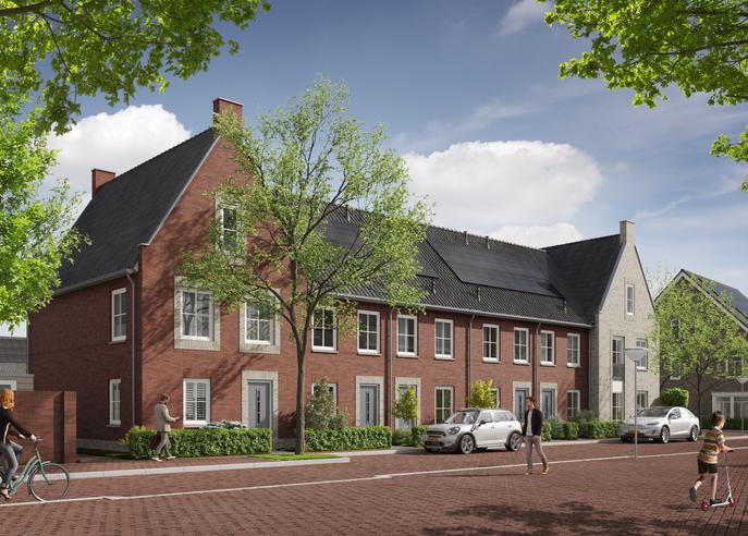 De Hoogheden (Bouwnummer 25) in Berkel-Enschot 5056 HD