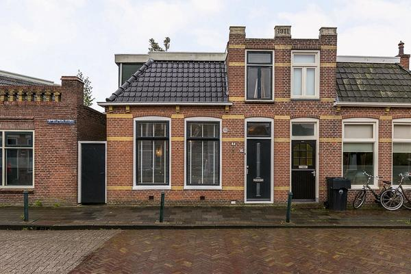 Dr Jelle Bangastraat 59 in Franeker 8801 AL