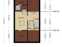 Breitnerhof 102 in Meppel 7944 LC