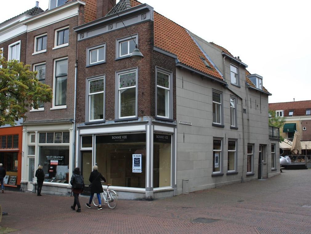 Heilige Geestkerkhof 21 in Delft 2611 HP