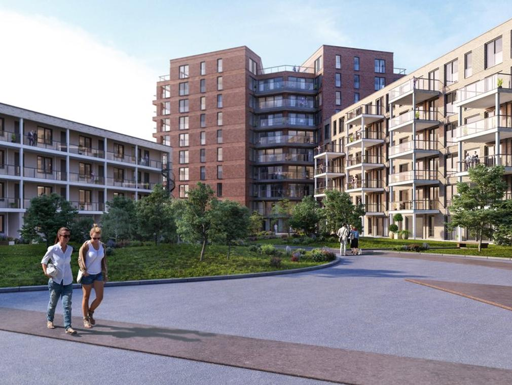 Els Borst-Eilersplein in 'S-Gravenhage 2545 AA