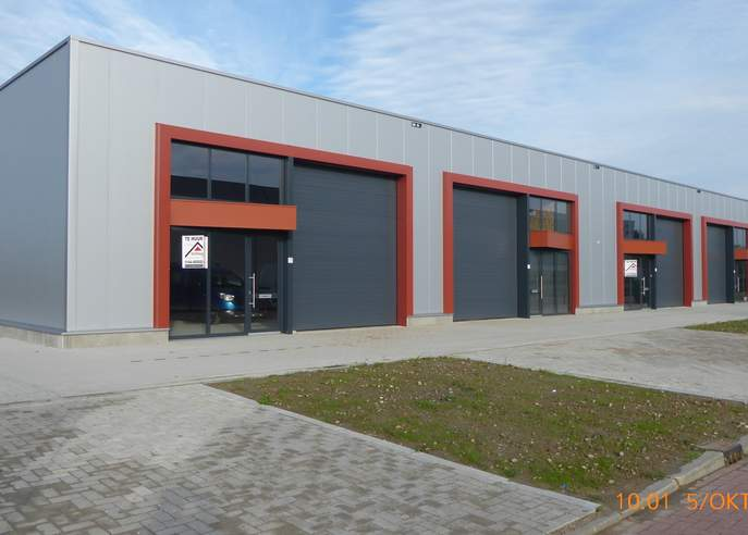 Reinierpark Units Fase 2 in Steenbergen 4651 SX