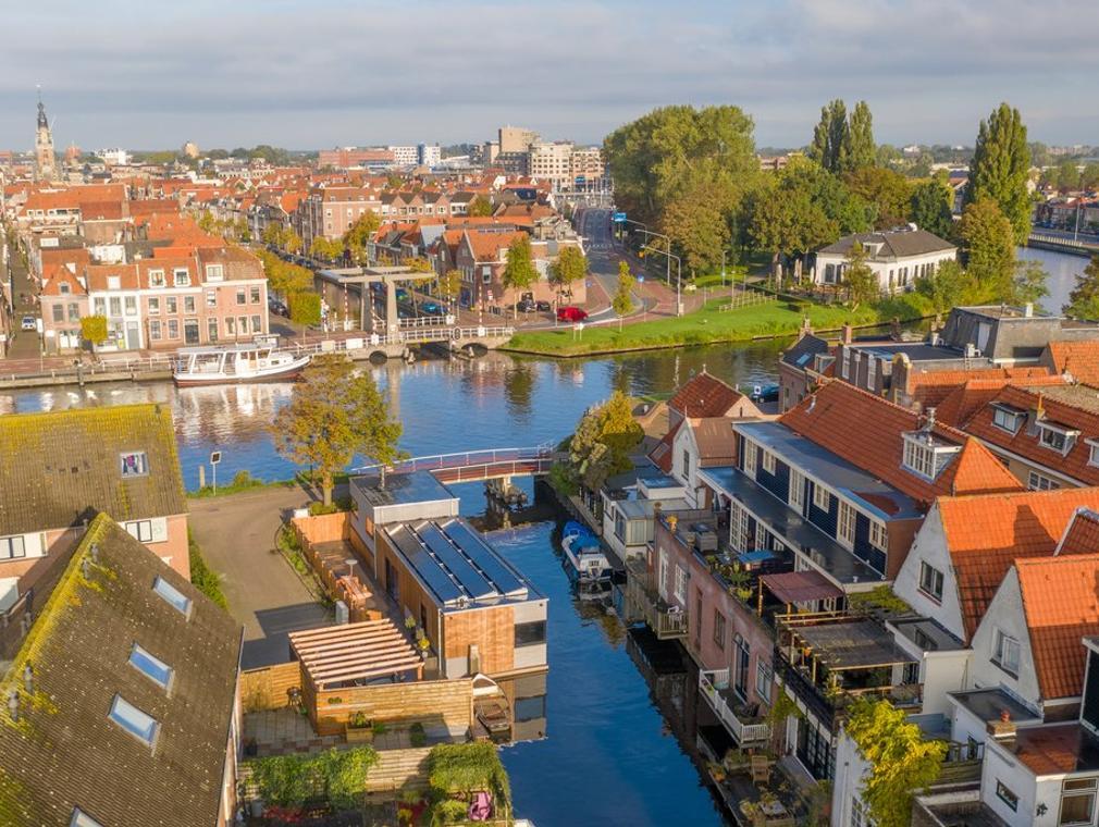 Heiligland 10 in Alkmaar 1821 AC