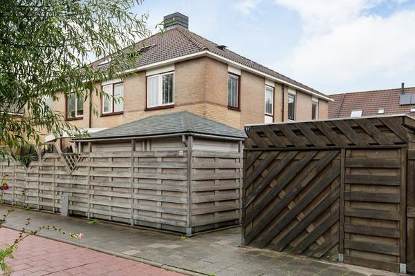 Wilhelmina Van Pruisenlaan 27 in Gouda 2807 KE