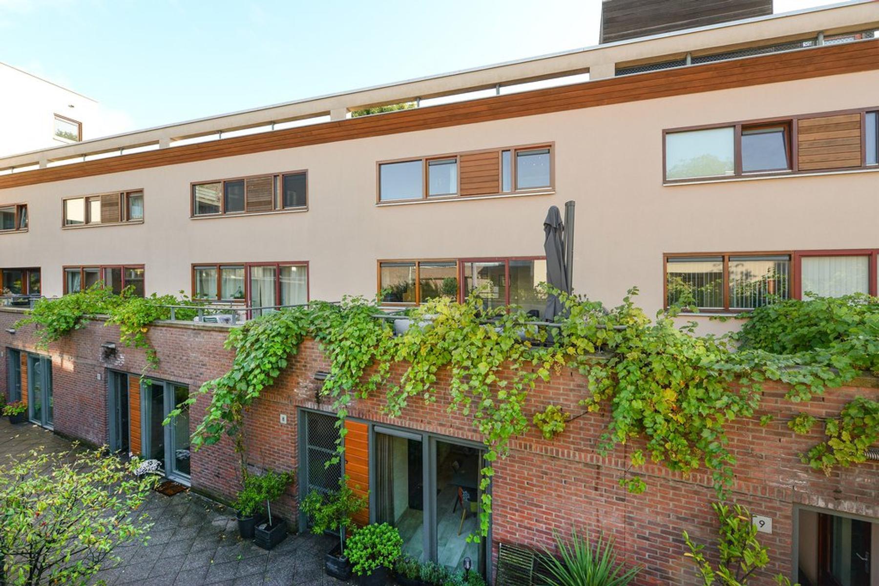 Hof Van St.-Jan 8 in Utrecht 3512 BX