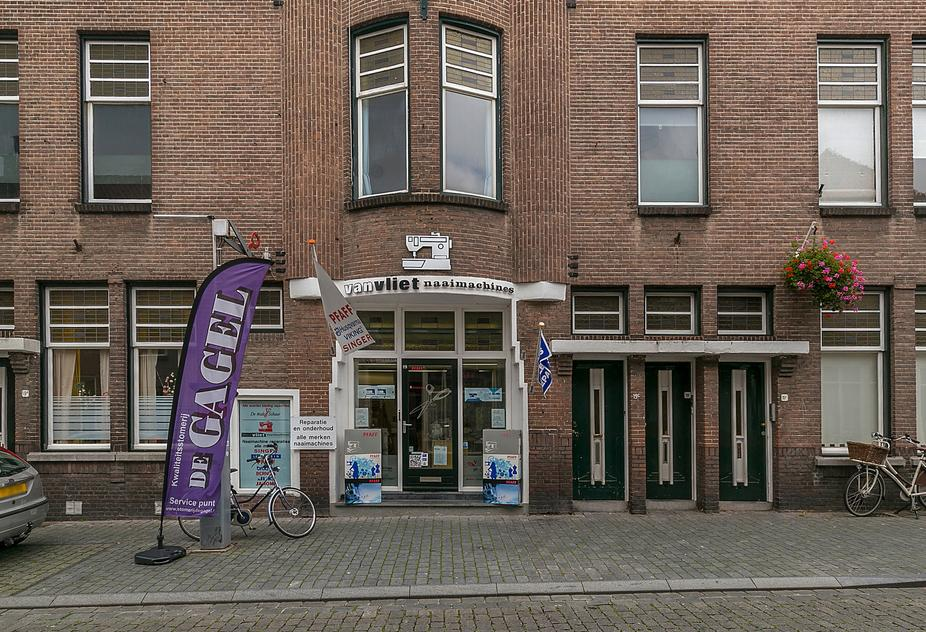 Steenbergsestraat 19 in Bergen Op Zoom 4611 TC
