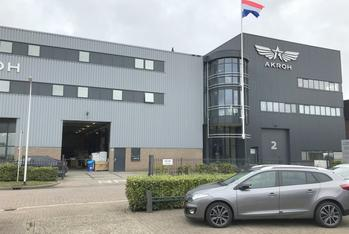 Amperestraat 6 in Zwolle 8013 PV