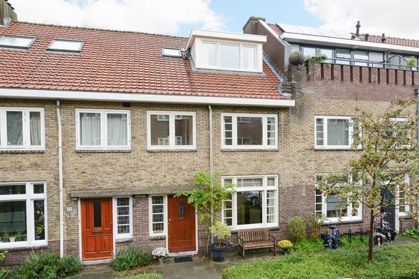 Jacob Van Ruisdaelstraat 97 in Utrecht 3583 CC