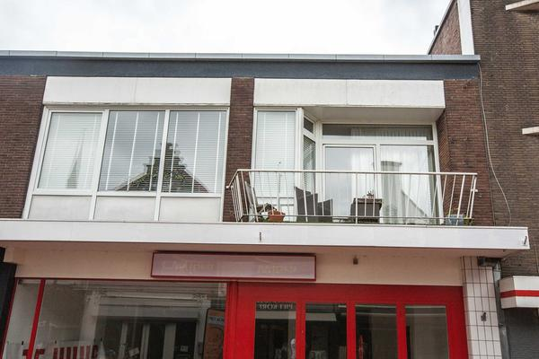 Bentheimerstraat 9 in Coevorden 7741 JH