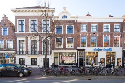 Gedempte Oude Gracht 102 in Haarlem 2011 GW