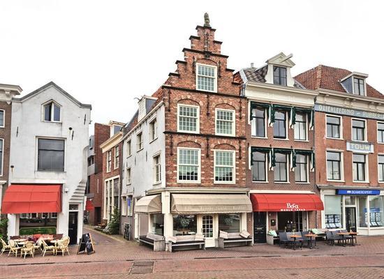 Spaarne 42 in Haarlem 2011 CJ