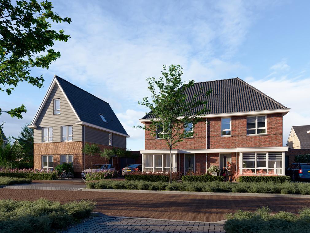 Bouwnummer (Bouwnummer 35) in Zoetermeer 2718 PR