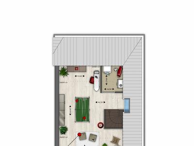 Bouwnummer 55 in Zoetermeer 2718 PR