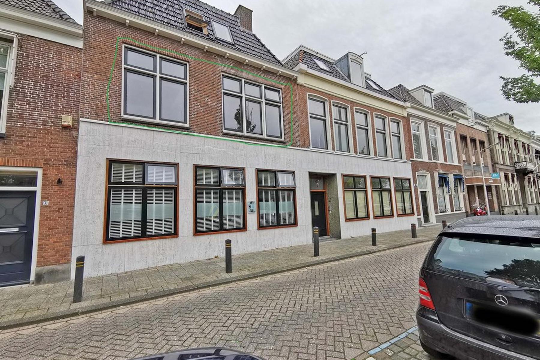 Oostergrachtswal 35 A in Leeuwarden 8921 AA