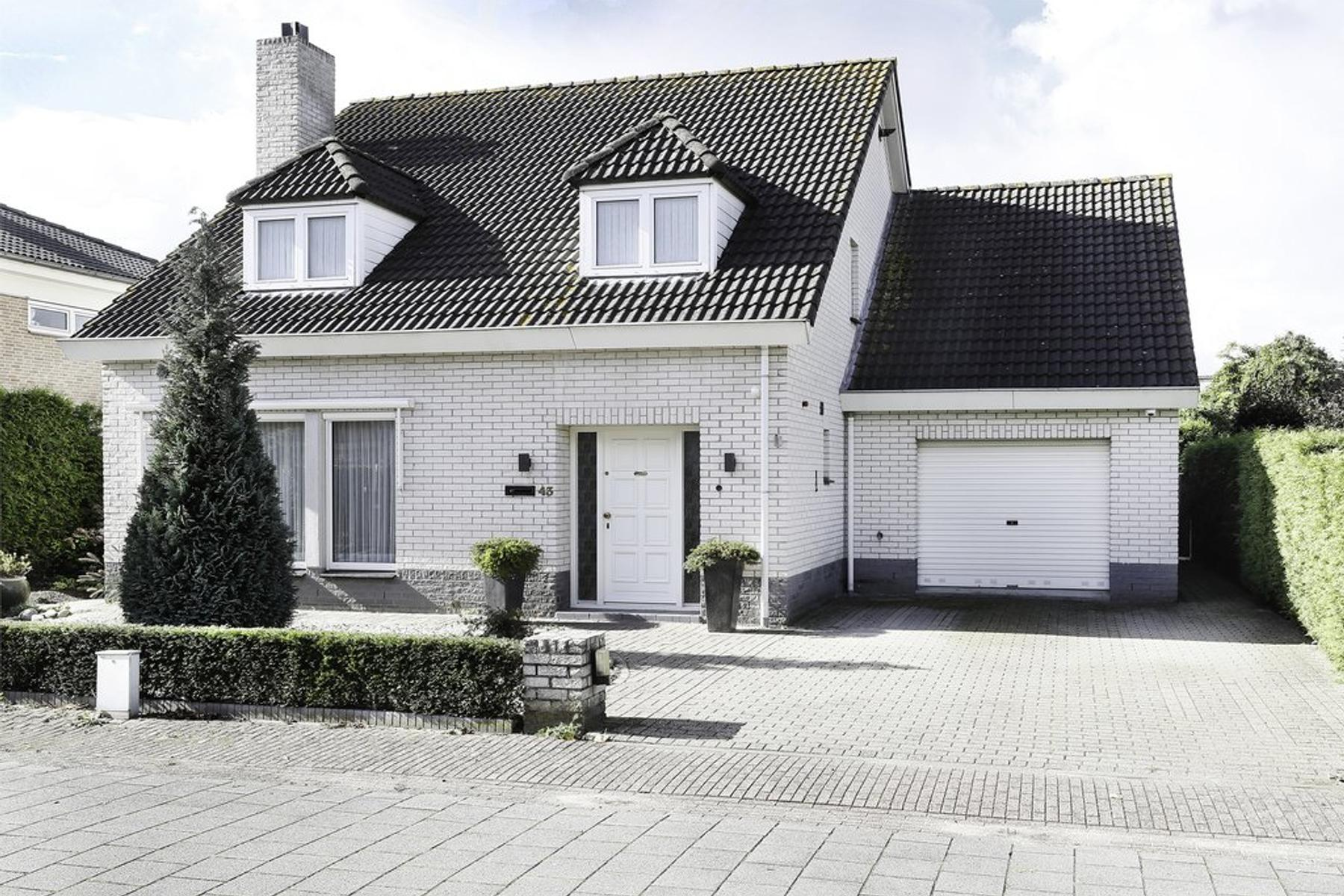 Meester Bierkuslaan 43 in 'S-Hertogenbosch 5237 JB